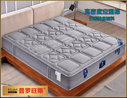 5 Star Hotel Bonnell Spring Mattress Double Side , Open Bonnell Coil Mattress