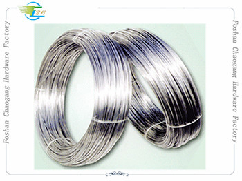 High Tensile Strength Flat Carbon Spring Steel Wire Low Medium For Mattress